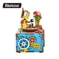 Robotime: Machinarium image