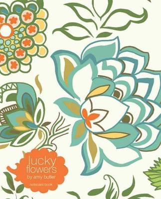Notecard Book: Sunblooms by Lord Butler
