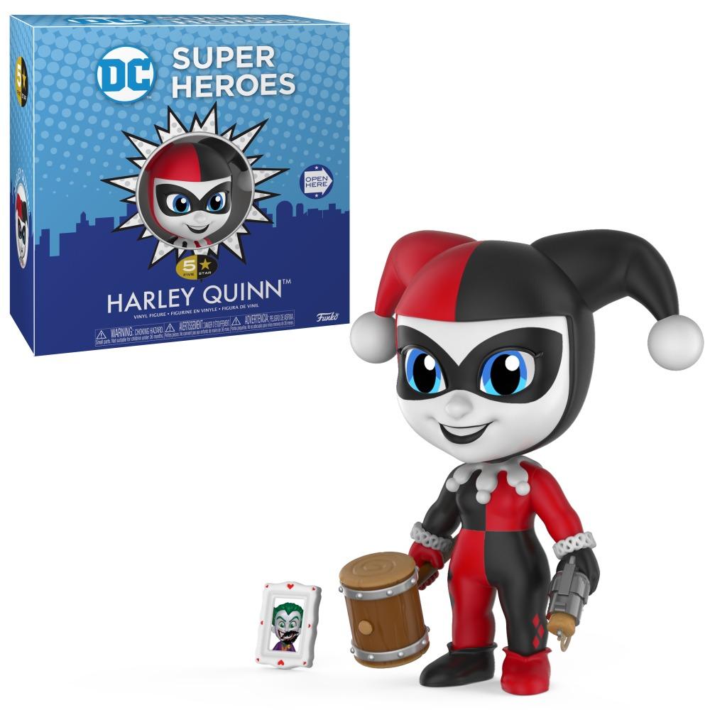 DC Classics: Harley Quinn - 5-Star Vinyl Figure image