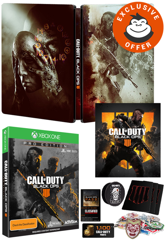 Call of Duty: Black Ops IIII Pro Edition for Xbox One