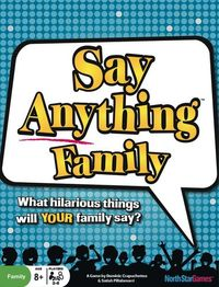 Say Anything - Family Edition image