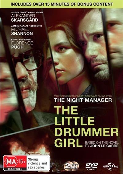 The Little Drummer Girl on DVD image