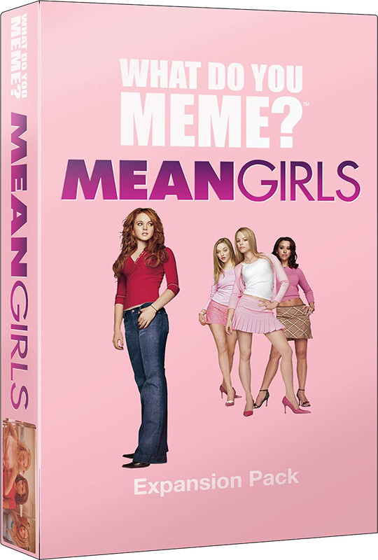 What Do You Meme? - Mean Girls (Expansion Pack)
