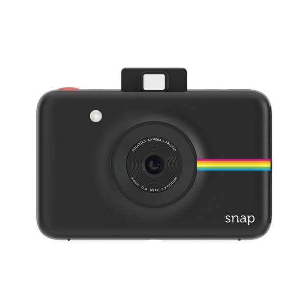 Polaroid: Snap Instant Digital Camera - Black