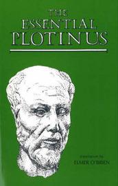 The Essential Plotinus by Plotinus image