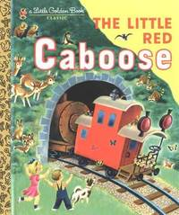 Lgb:the Little Red Caboose by Marian Potter image