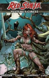 Red Sonja: Vulture's Circle by Nancy A Collins
