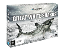 Great White Sharks - Collector's Set on DVD