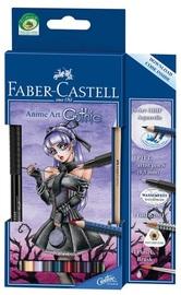 Faber-Castell: Anime Art Set - Gothic