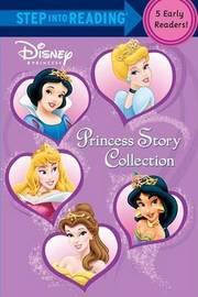Princess Story Collection by Rh Disney