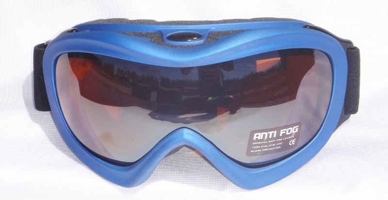 Mountain Wear Adult Goggles: Blue (G1474D) image