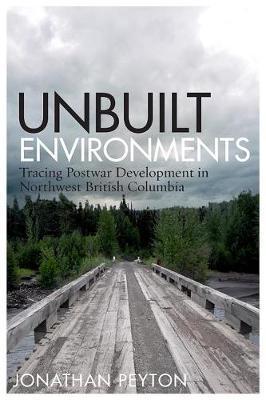 Unbuilt Environments by Jonathan Peyton