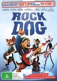 Rock Dog on DVD