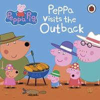 Peppa Pig: Peppa Visits the Outback by Ladybird