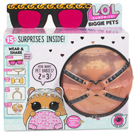 L.O.L: Surprise! Doll - Biggie Pet Blind Bag (Hamster)