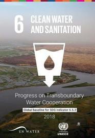 Progress on Transboundary Water Cooperation 2018