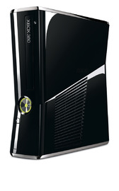 Xbox 360 Slim Console - 250GB for Xbox 360 image