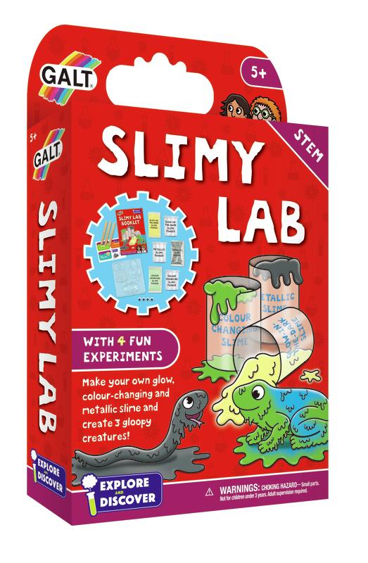 Galt - Slimy Lab