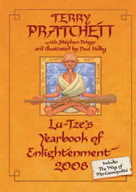 Lu-Tze's Yearbook of Enlightenment by Stephen Briggs image