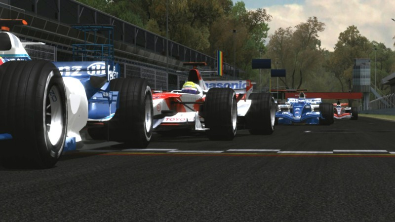Formula One 2006 for PlayStation 2 image