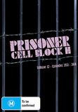 Prisoner Cell Block H: Volume 12 (Episodes 353-384) DVD