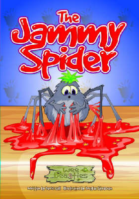 The Jammy Spider by David Gall