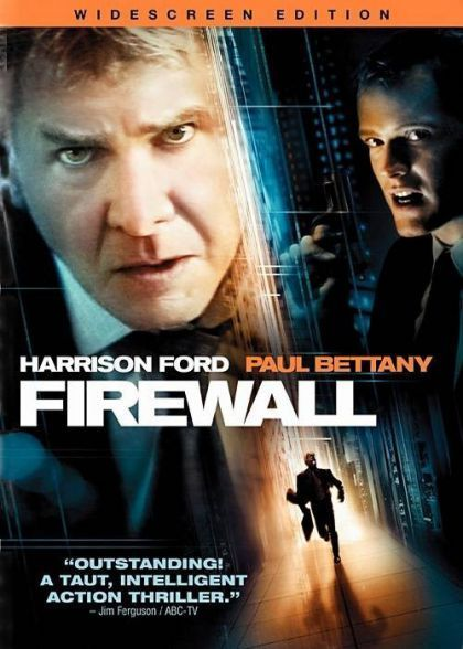 Firewall on DVD