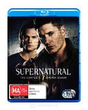 Supernatural - The Complete Seventh Season on Blu-ray