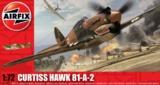 Airfix Curtiss P-40B