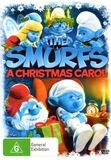 The Smurfs - A Christmas Carol on DVD