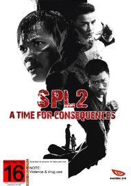 Spl 2: A Time For Consequences on DVD