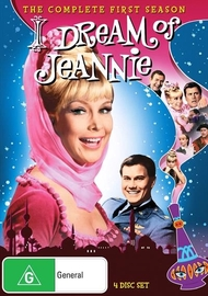 I Dream of Jeannie (Season 1) on DVD