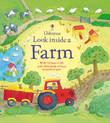 Look Inside a Farm by Katie Daynes