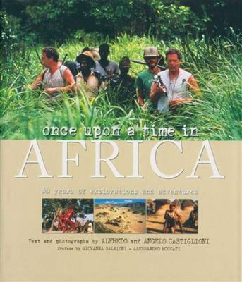 Once Upon a Time in Africa by Angelo Castiglioni image
