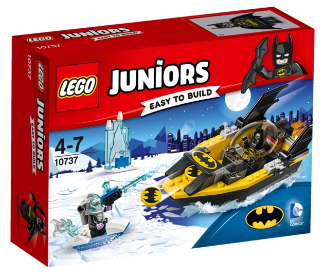 LEGO Juniors: Batman vs. Mr. Freeze (10737)