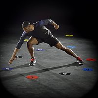 Adidas Flat Training Markers (10 Pieces) image