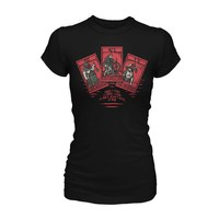 The Witcher 3 Ladies of the Wood Womens Tee (Large)