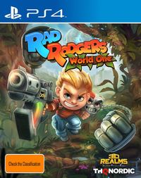 Rad Rodgers for PS4