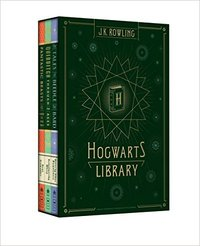 Hogwarts Library - Boxed Set by J.K. Rowling