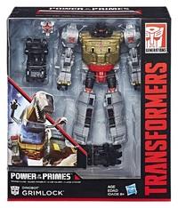 Transformers: Generations - Voyager - Grimlock