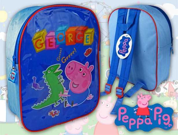 Peppa Pig Junior Backpacks