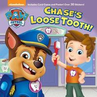 Chase's Loose Tooth! (Paw Patrol) by Casey Neumann image
