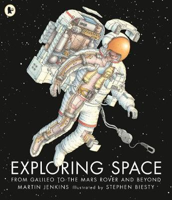 Exploring Space by Martin Jenkins image