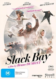 Slack Bay on DVD