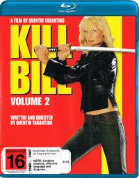 Kill Bill - Volume 2 on Blu-ray