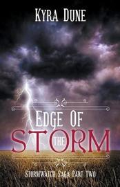 Edge Of The Storm by Kyra Dune image