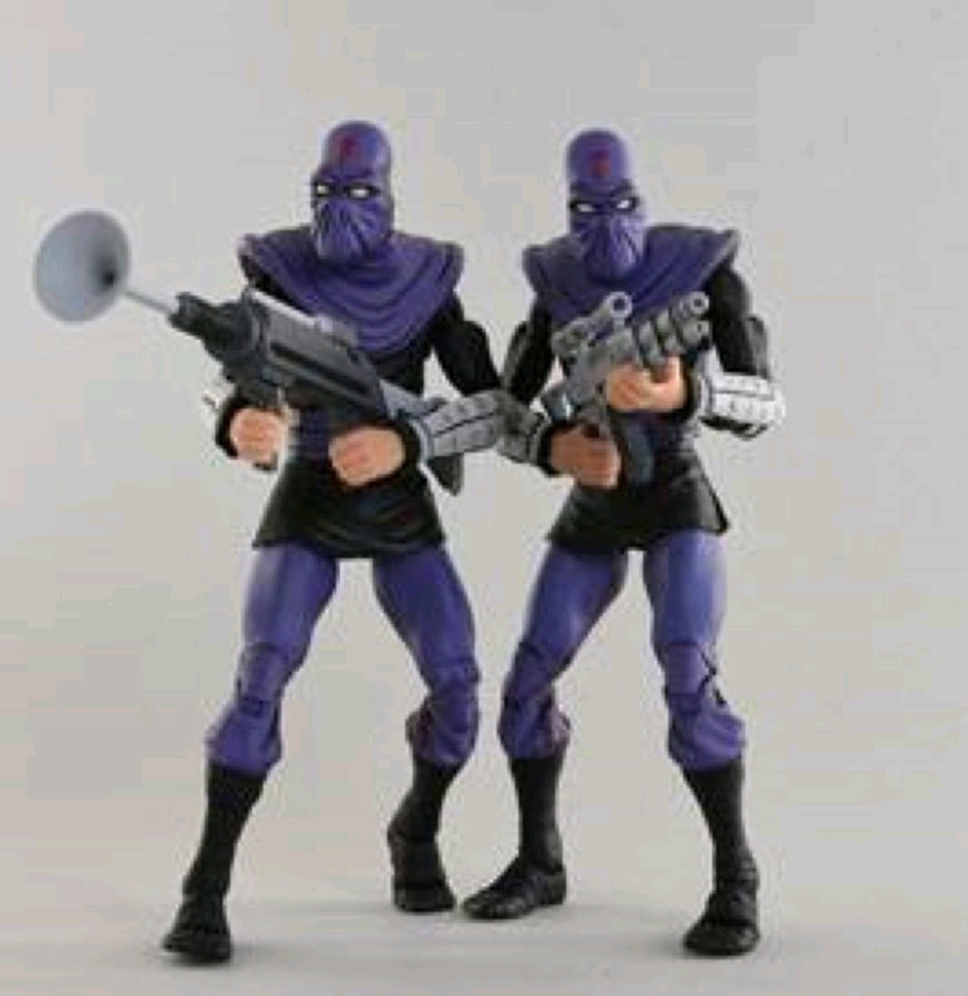 TMNT: Action Figure 2-Pack - Foot Soldier Army image