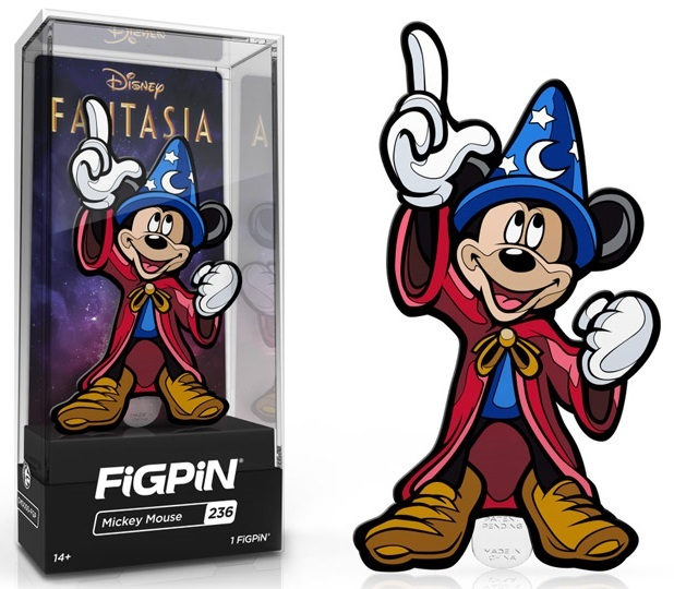 Fantasia: Mickey Mouse (#236) - Collectors FiGPiN