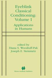 Eyeblink Classical Conditioning Volume 1