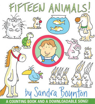 Fifteen Animals! by Sandra Boynton image